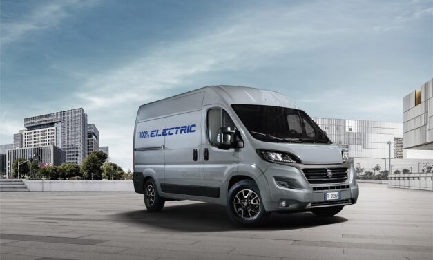 Fiat e-Ducato could replace Santa's reindeer