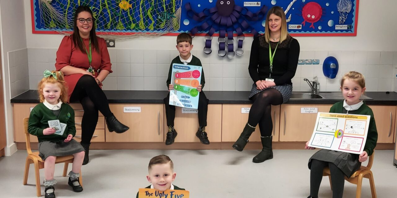 School leads the way in supporting children with communication needs