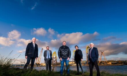 Ambitious manufacturer makes waves with two multi-million offshore contract wins