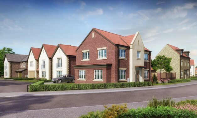 Homes by Carlton drives forward North East developments