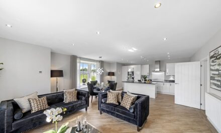 FIRST LOOK INSIDE NEW LUXURY SHOW APARTMENT AT LAMBTON PARK
