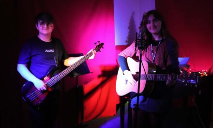 Students and staff entertain across the North East with virtual music and dance extravaganzas