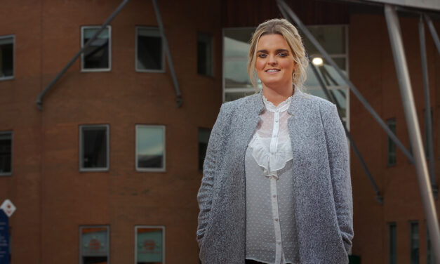 Sunderland mum is knocking on the door of Hollywood