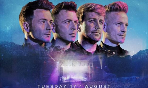 WESTLIFE ANNOUNCE EXCLUSIVE NORTH OF ENGLAND SHOW FOR SUMMER 2021 AT SCARBOROUGH OPEN AIR THEATRE
