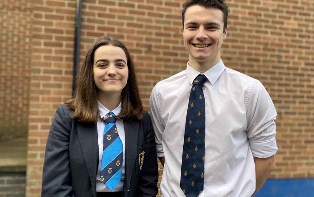 Ripon Grammar students join forces to help service children
