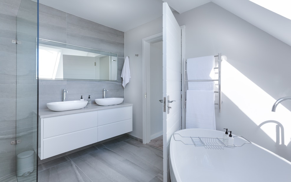 Creating a Timeless Look for your Bathroom