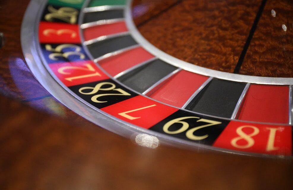 Differences between American and European roulette