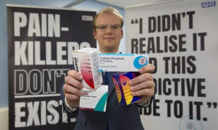 North East Leads on Painkiller Reduction