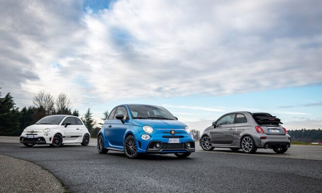 New Abarth 595 range refreshed for 2021