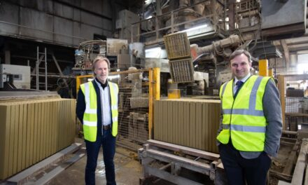 Catterick-based manufacturing firm invests seven figure sum in eco-friendly operation