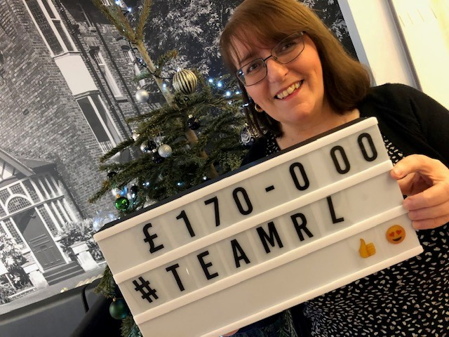 FIRM RAISES OVER £170,000 FOR CHARITIES TO MARK ITS CENTENARY YEAR
