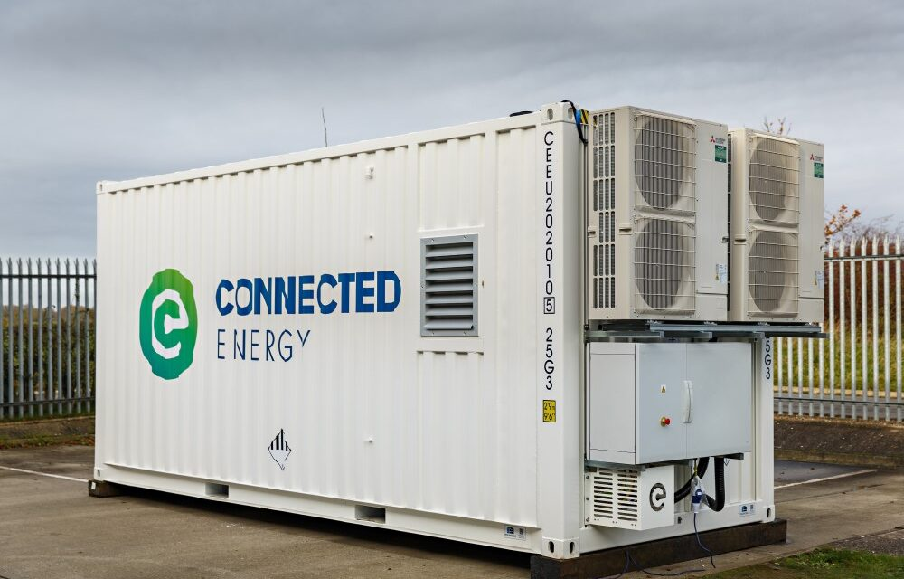 ENGIE New Ventures increases its strategic investment in Newcastle-based Connected Energy