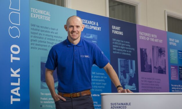 Millions in value added to region's businesses thanks to University project