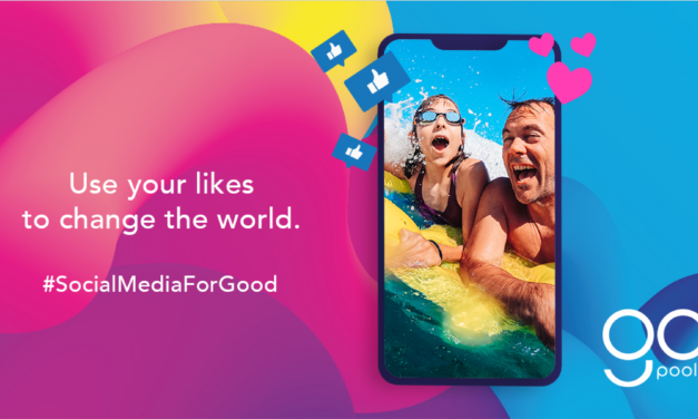 The world's first social media for good launches in the UK 🌏