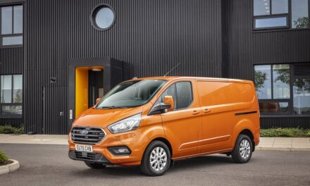 Ford Fiesta and Transit/Tourneo Custom: Britain's Best-Selling New Vehicles in 2020