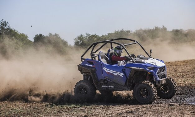 Take on the trails with the new Polaris RZR S 1000
