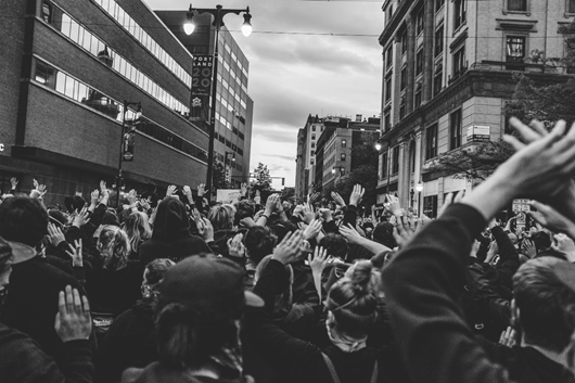 Vismo put to the test – helping protect employees during the recent protests in Portland, Oregon, and elsewhere