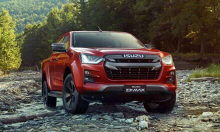 The All-New Isuzu D-Max arrives in showrooms March 2021