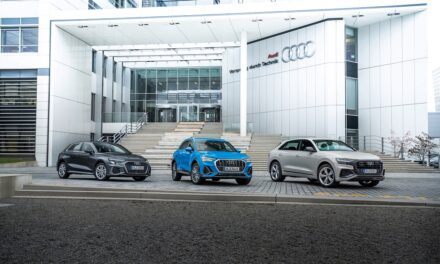 Audi CO₂ fleet average reductions exceed expectations fuelled by e-tron success