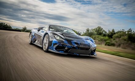 On track: Battista hypercar completes high speed test programme in Nardò