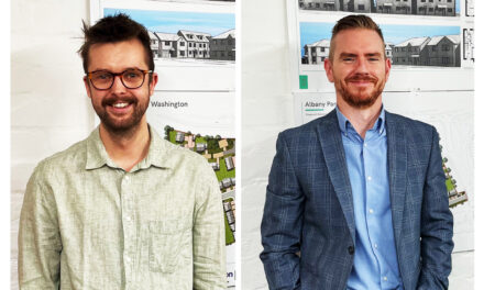 NEWCASTLE ARCHITECTURAL FIRM HAS DESIGNS ON GROWTH WITH NEW APPOINTMENTS