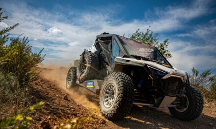 Celebrating 10 years of Polaris RZR and Xtreme+ at the Dakar Rally