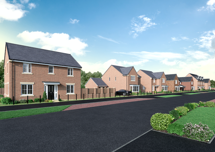 NEW COMMUNITY OF ALMOST 400 HOMES COMING SOON TO NORTH SHIELDS