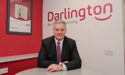 Darlington Building Society awarded 'outstanding' rating over staff support during pandemic