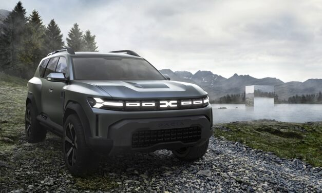 Dacia announces future plans along with all-new concept