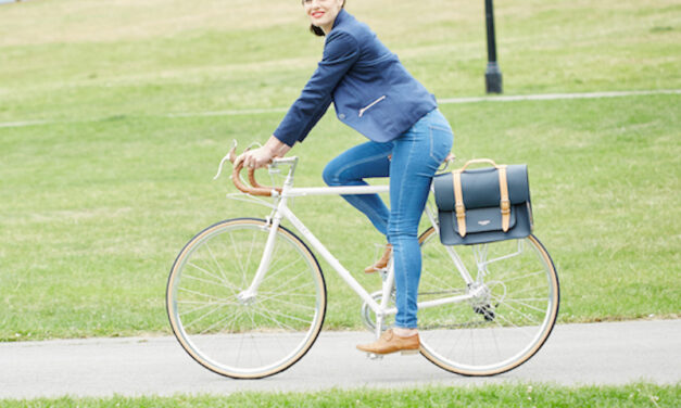 How to cycle in style
