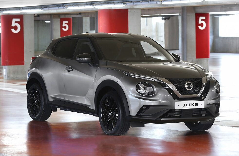 Nissan Juke dials up style and connectivity with new ENIGMA special version