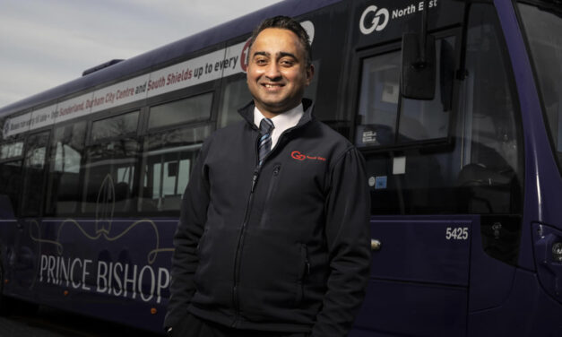 BeatCovidNE campaign backed by Go North East