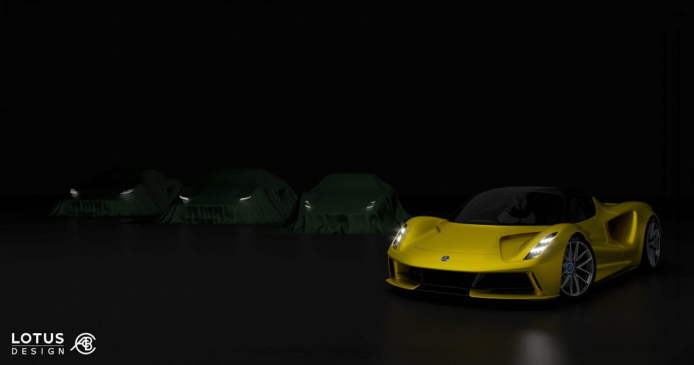 A New Year and a New Future: New Lotus sports car series confirmed Elise, Exige and Evora embark on final year of production
