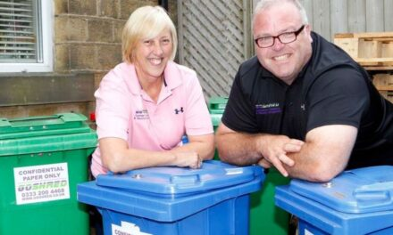 Confidential shredding business achieves industry leading accreditations