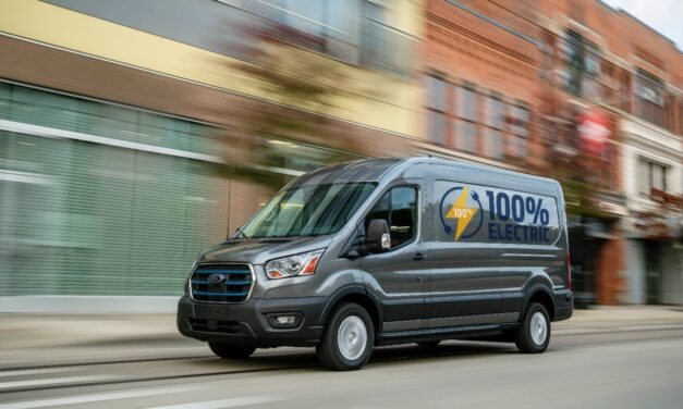 Black Friday – or Green Saturday? Ford research shows shoppers will wait and pay more for eco-friendly deliveries