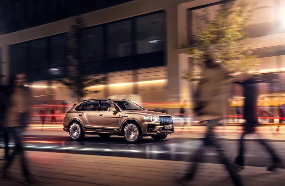 Bringing serenity to the city and beyond – the new Bentayga Hybrid