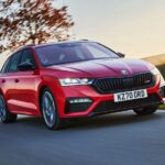 ŠKODA adds third power option to all-new Octavia vRS range