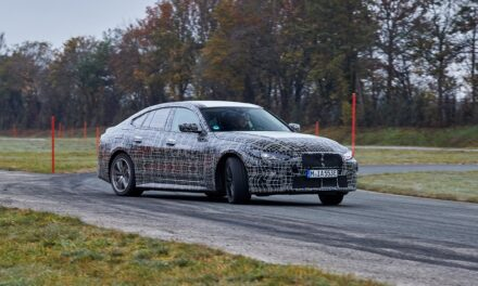 Simply accelerating fast in a straight line is not enough for BMW