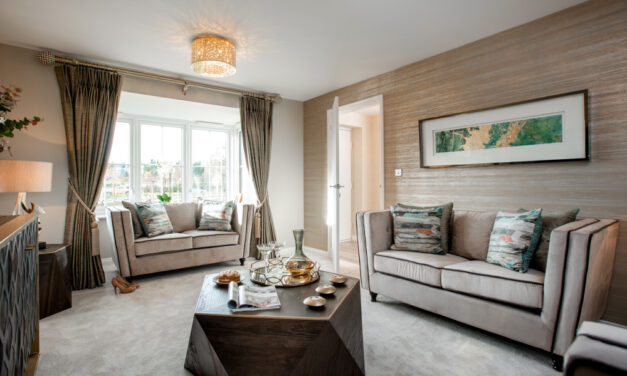FIRST LOOK INSIDE SHOW HOME AT NEW CORBRIDGE HOUSING DEVELOPMENT