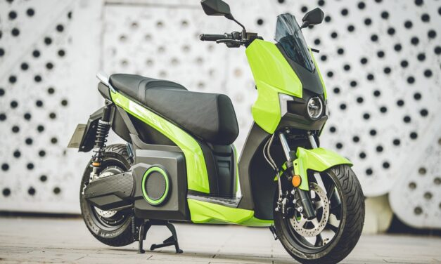 Silence please! New e-moto scooter joins UK electric revolution