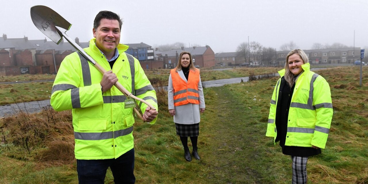 Real regeneration to bring new homes to derelict site