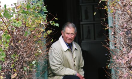 HRH The Prince of Wales, as Patron of Red Squirrel Survival Trust, celebrates Red Squirrel Volunteer Efforts