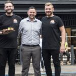 SUSHI BAR ROLLS INTO WHITLEY BAY