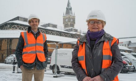 Wharton Construction begins work on first phase of project to transform Darlington Victorian Market