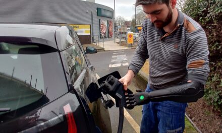 Electric Vehicle Charge Points 'Lack Accessibility'