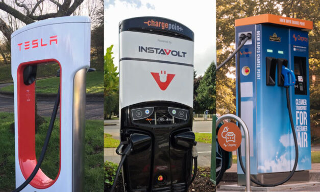 Revealed: UK's top ranking electric vehicle networks