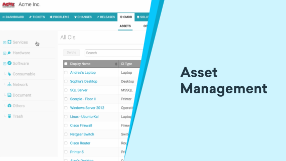 Introduction To Asset Management Software
