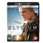 ELYSIUM | AVAILABLE FOR THE FIRST TIME ON 4K ULTRA HD ON FEBRUARY 8, 2021