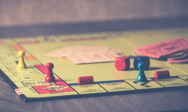 DON'T LET THINGS GET DICEY IN YOUR BUBBLE; BRITAIN'S BEST BOARD GAMES RANKED