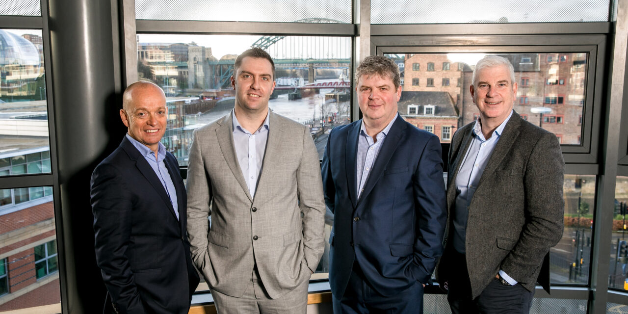 Hindley Capital advise North East Finance on 3 exits in as many weeks